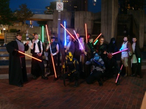 Star Wars meetup